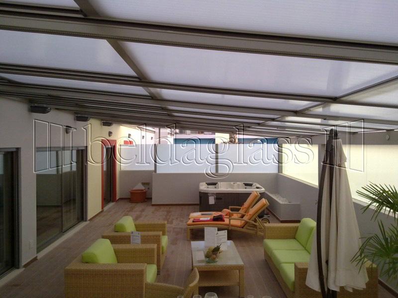 Cerramientos de terrazas adraglass - Cerramientos para terrazas ...