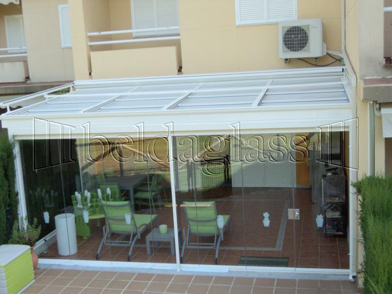 Cerramientos de patios adraglass for Cerramientos patios interiores