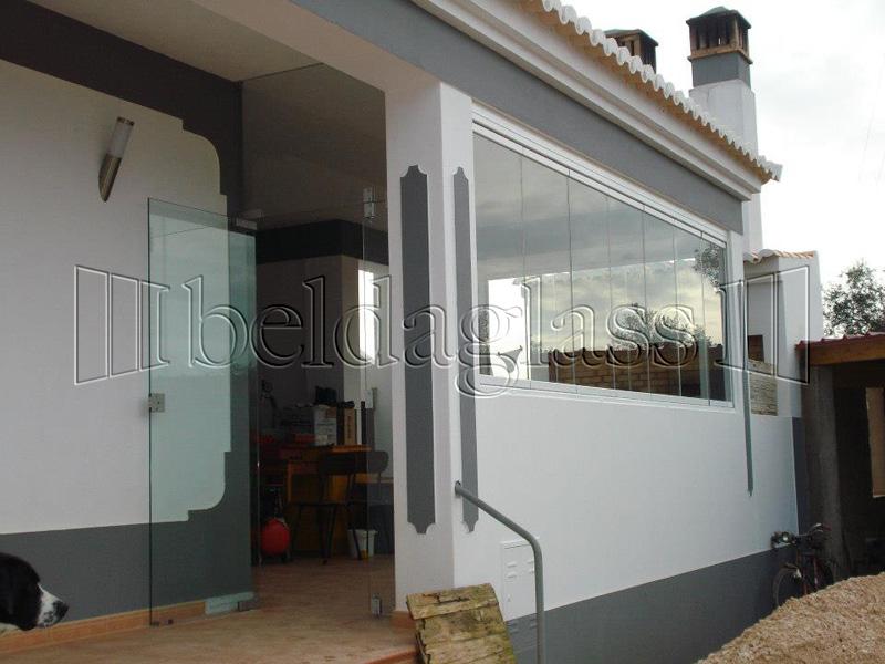 Cortinas de cristal para balcones adraglass - Balcones de cristal ...