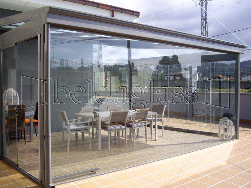 cortinas de cristal para terrazas adraglass