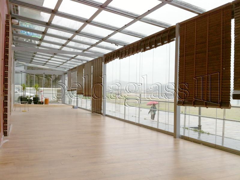Cortinas de cristal para terrazas adraglass - Cortinas para terraza ...
