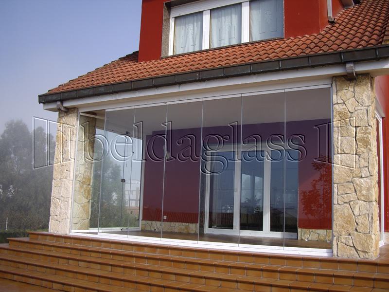 Cortinas de cristal para porches adraglass - Cortinas para porche exterior ...