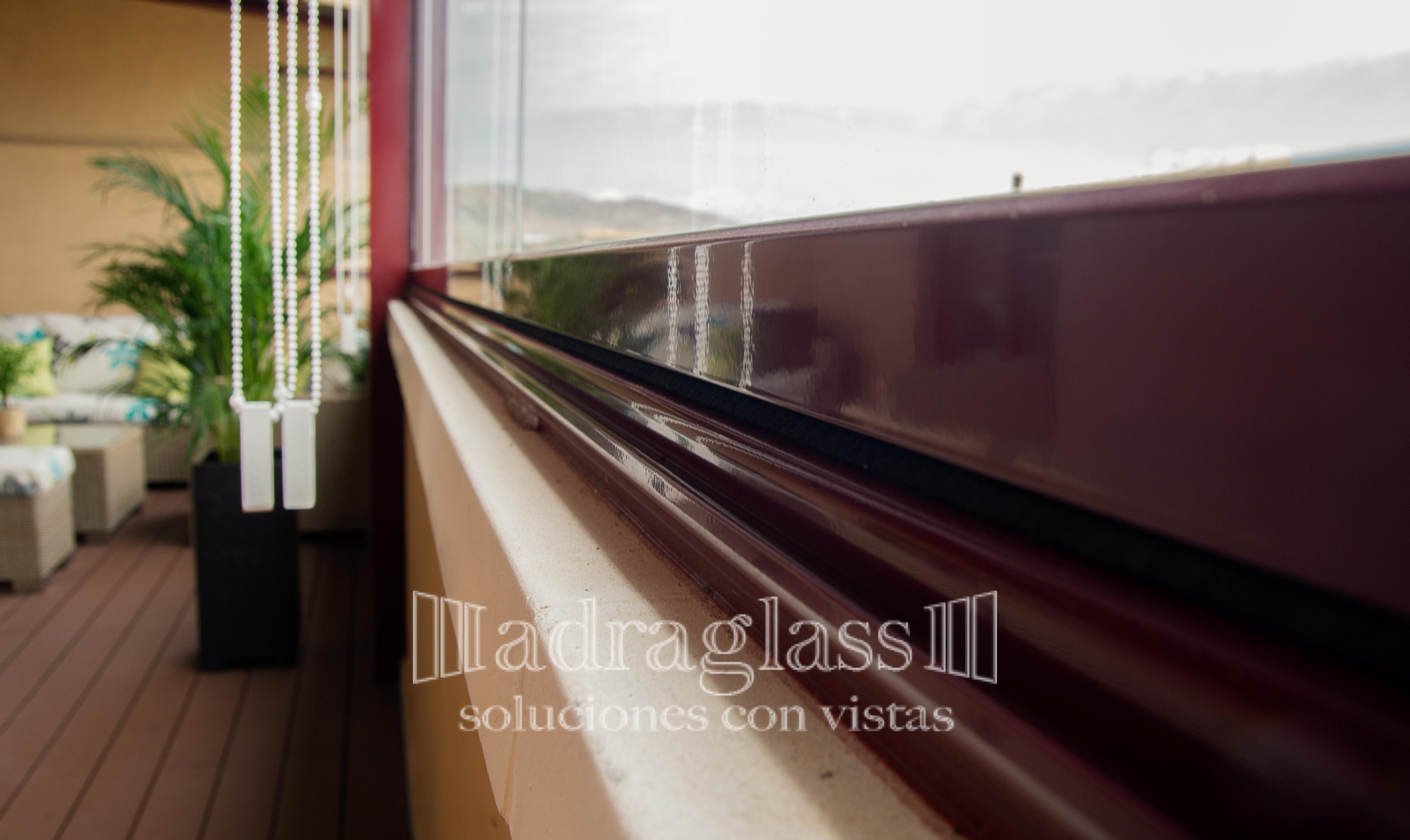 cortinas de cristal