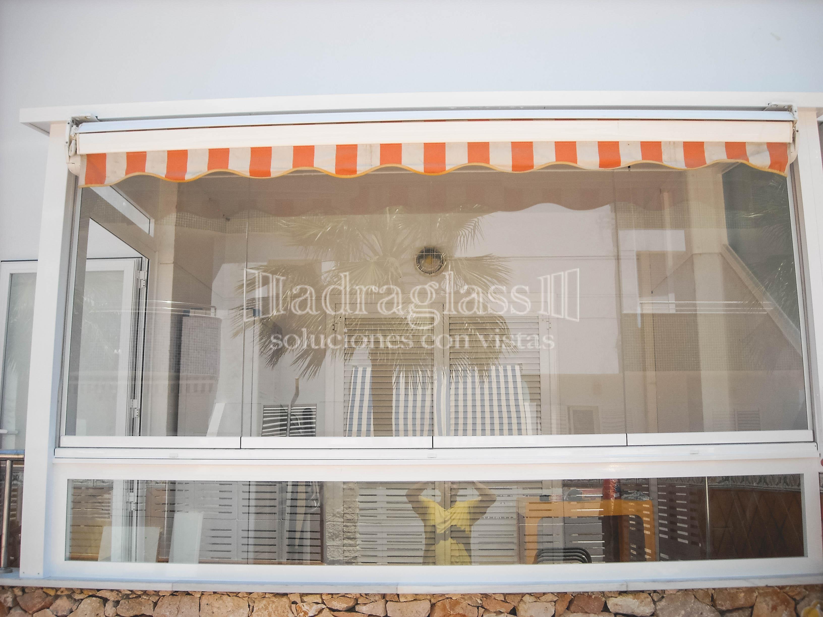 cortinas de cristal para porches