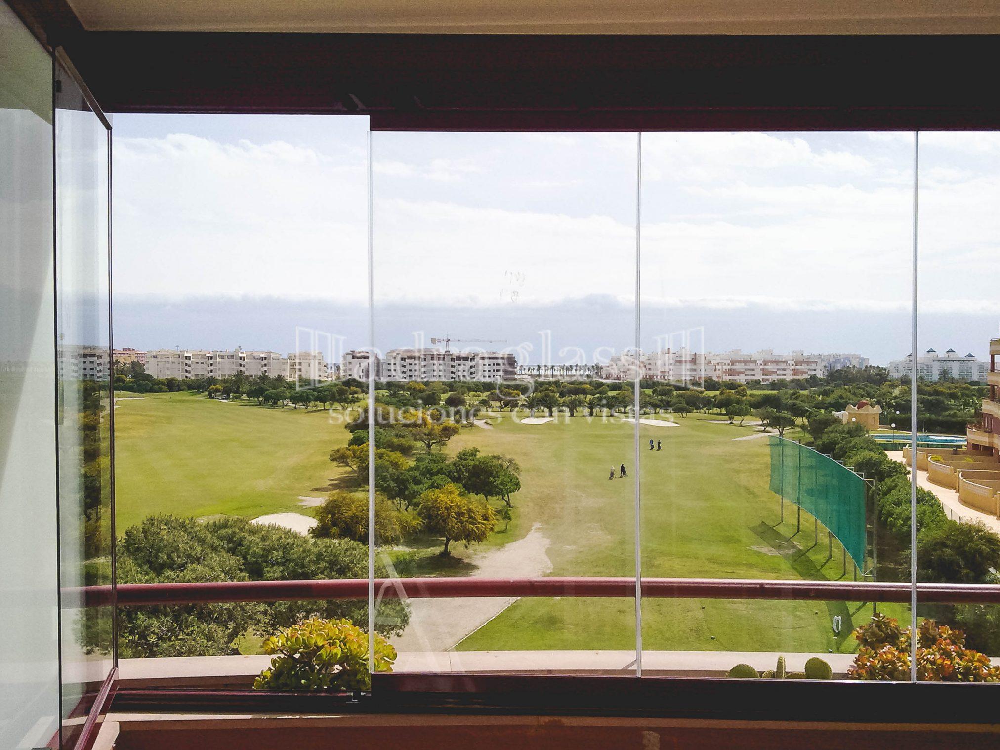 Adraglass cortinas de cristal para terrazas panor micas - Cortina para terraza ...
