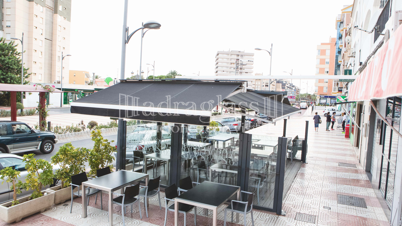 terrazas hostelería