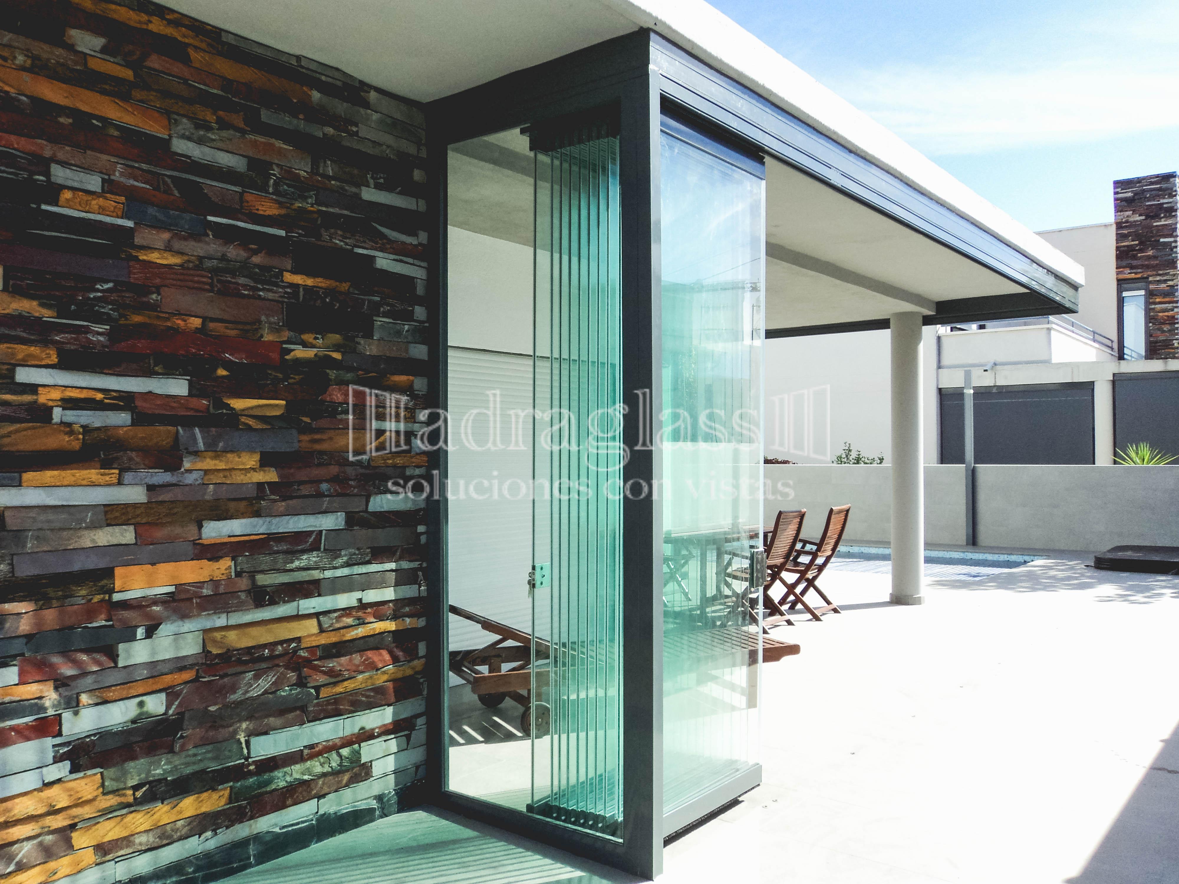 Cortinas de exterior para porche cortina de cristal para - Cortinas para porche exterior ...