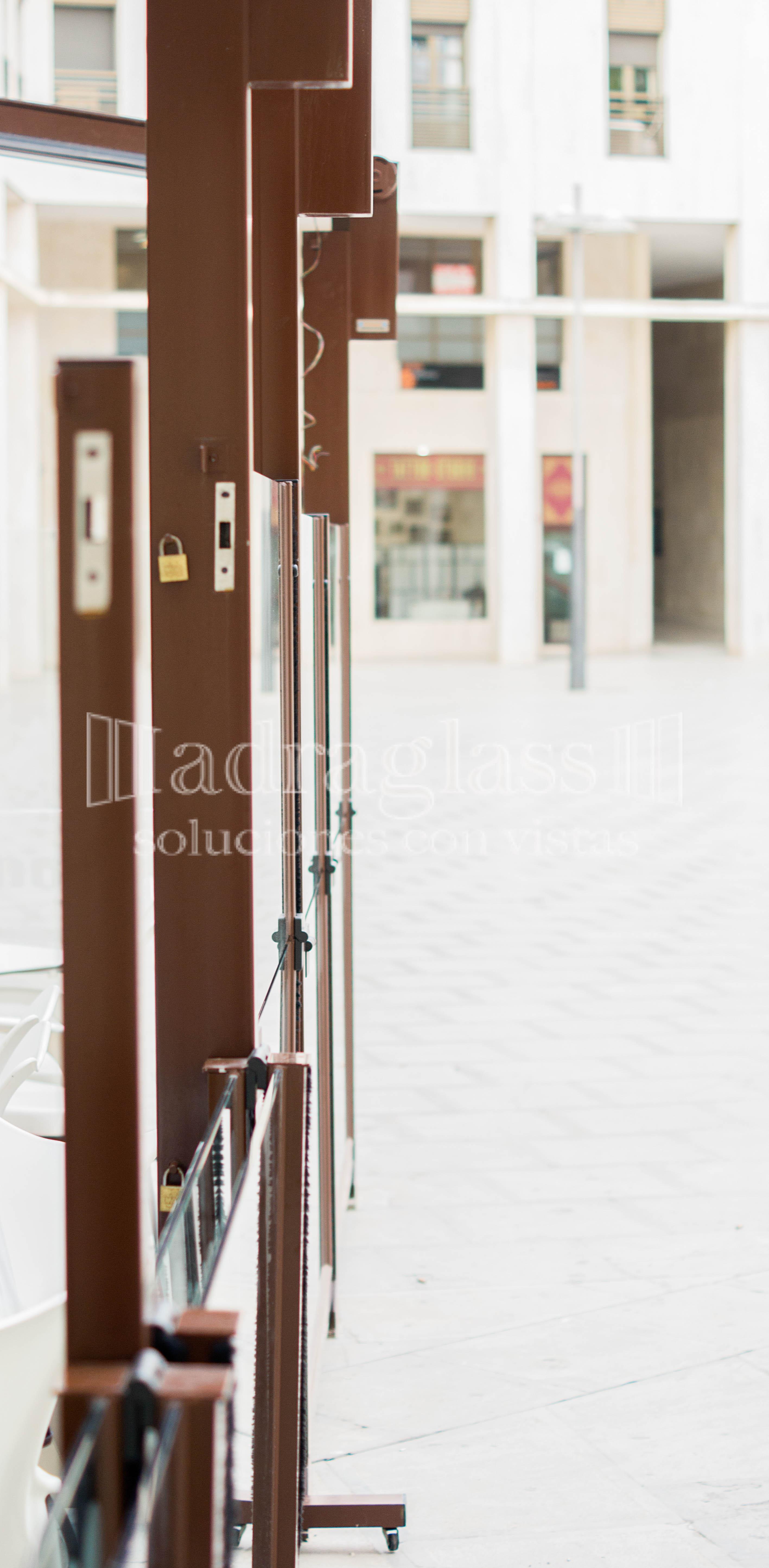 cerramientos de hostelería