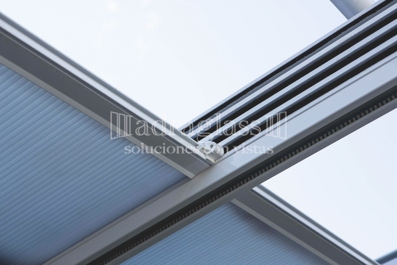 techo movil policarbonato
