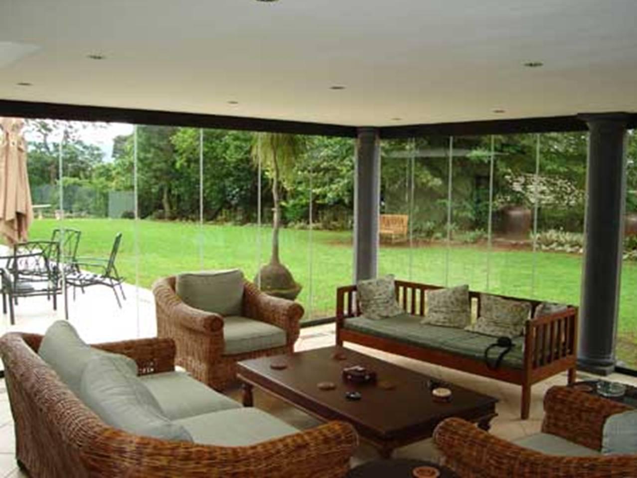 Cerramientos de porches adraglass - Cortinas para porche exterior ...