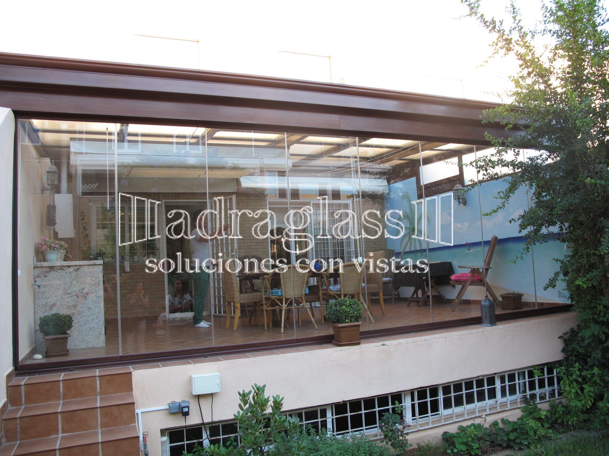 Cerramientos de patios adraglass - Cerramientos patios interiores ...