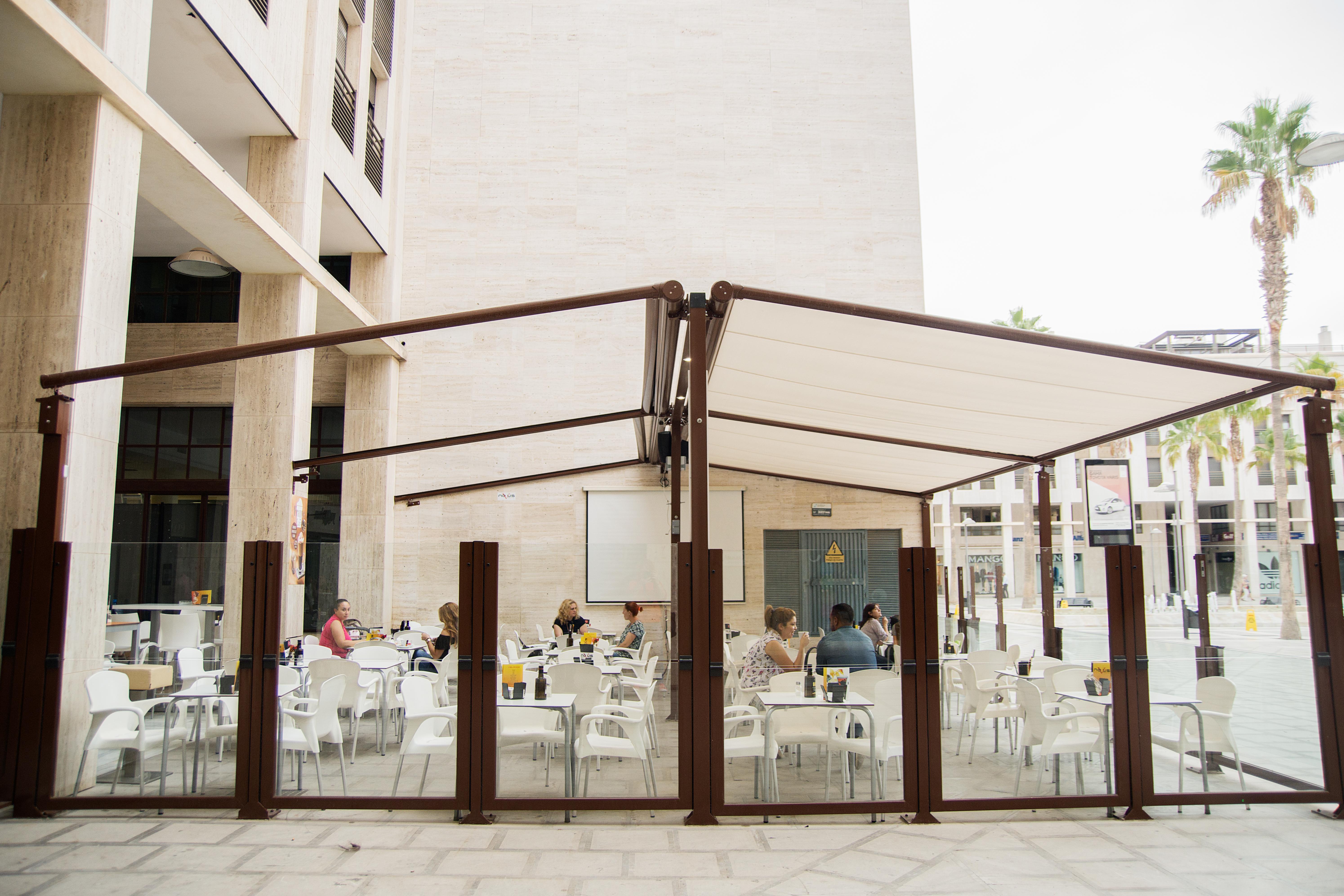 terrazas hosteleria