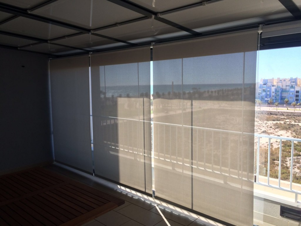 Cortinas y estores adraglass - Estores enrollables motorizados ...