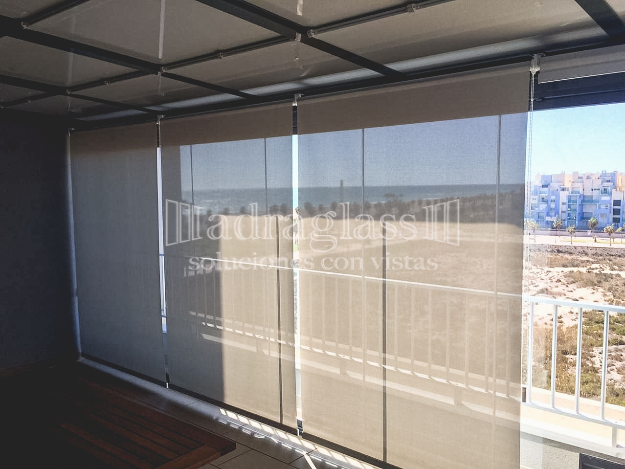 cortinas y estores